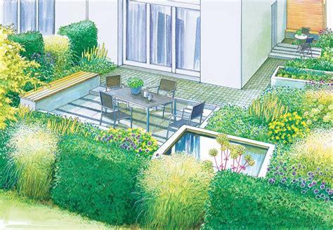 Garten Doppelhaushälfte Gestalten by Gestaltungsideen F 252 R Ein Eckgrundst 252 Ck Vorher Nachher
