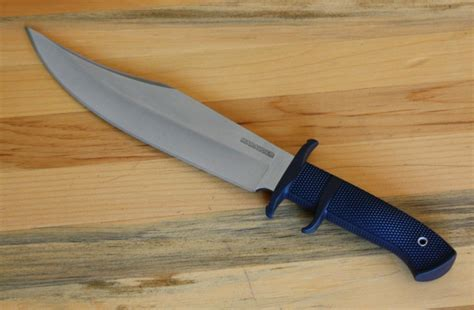 Cold Steel Marauder Bowie Fixed Blade (9 in. Satin Plain