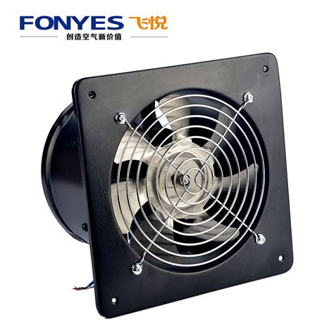 small kitchen exhaust fan 6 quot wall mounted ventilation fan high speed kitchen