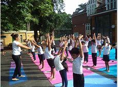 Yoga at Avanti House Avanti House Primary School