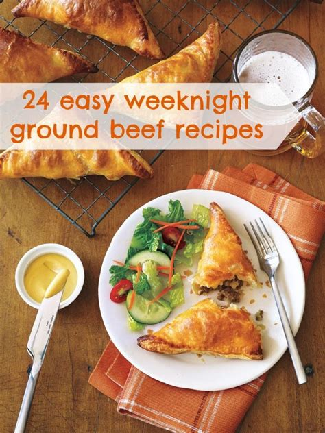 easy dinner ideas with ground beef easy recipes for ground beef