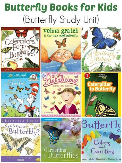 butterfly books for children butterfly study unit 740 | 54725b96347875a49d9bcaf493c996be