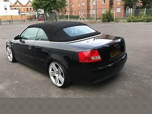 Audi A4 Cabriolet : audi a4 convertible cabriolet 2 5tdi v6 stance slammed ~ Melissatoandfro.com Idées de Décoration