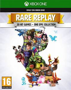 Rare Replay Puts Xbox One At Number One  U2013 Games Charts 8