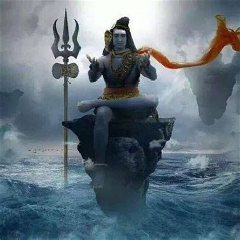 Lord Shiva In Rudra Avatar Animated Wallpapers - animation images of lord shiva