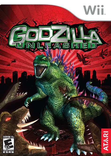godzilla unleashed game giant bomb
