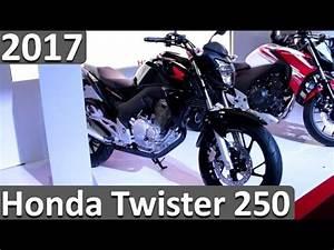 Honda 2017 Motos : honda twister 250 2017 al 2018 caracteristicas colombia ~ Melissatoandfro.com Idées de Décoration