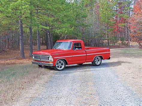 ford truck  limits custom classic trucks hot