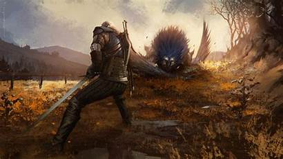 Witcher Poster Geralt Rivia