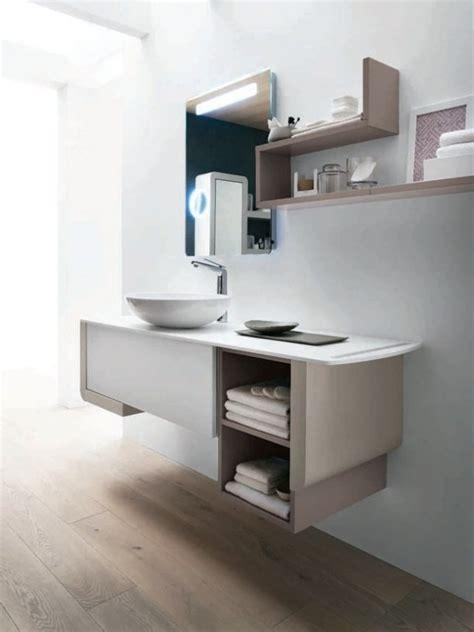 moderne badmoebel sets waschbecken unterschrank design ideen