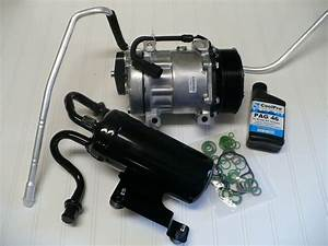 New A  C Ac Compressor Kit For  2003  3500