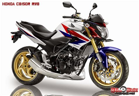 Modif Striping Cb150r Terbaru by Modifikasi Striping Cb150r Terbaru Thecitycyclist