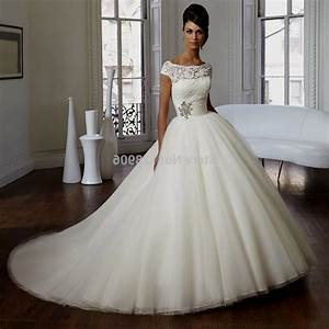 lace ball gown wedding dresses with cap sleeves naf dresses With ball gowns wedding dresses