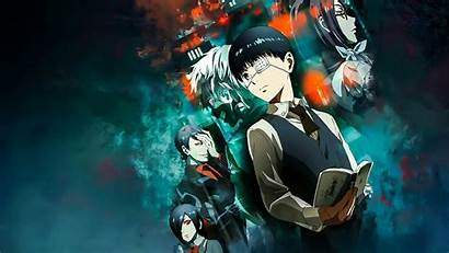 Tokyo Ghoul Anime Wallpapers Ps4 Dragon Vs
