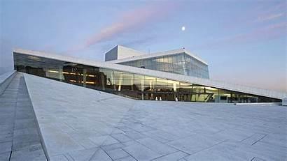 Europe Northern Oslo Amsterdam Architecture Tour