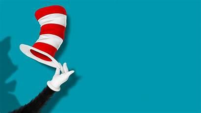 Dr Seuss Hat Cat Desktop Wallpapers Background