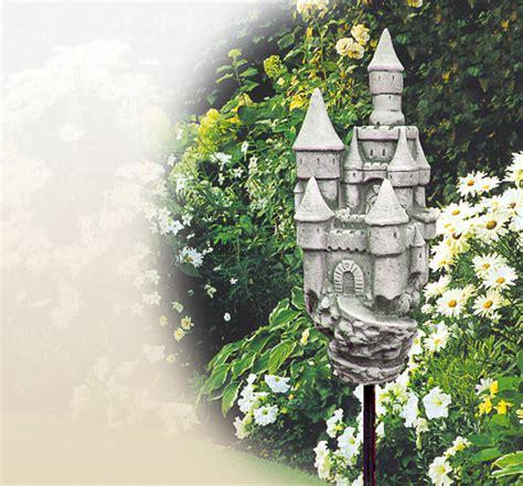 Garten Dekoration Stein by Mystische Gartendekorationen Schloss Garten