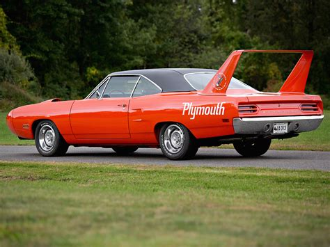 1970 plymouth road runner superbird fr2 rm23 muscle