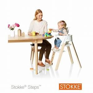 Chaise Haute Des La Naissance : la chaise pour enfant transformable stokke steps 4 pieds tables chaises et tabourets ~ Teatrodelosmanantiales.com Idées de Décoration