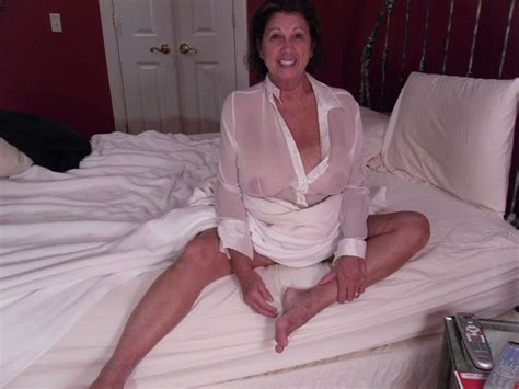 Mature Saggy Grannies Proudly Wearing See Thru 10 High
