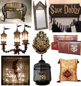 Harry Potter Decoration : harry potter decor ~ Dode.kayakingforconservation.com Idées de Décoration