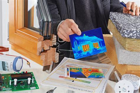 Energetische Sanierung Schwachstellen Mit Der Waermebildkamera Erkennen by Thermografie W 228 Rmeverluste Mit Der W 228 Rmebildkamera