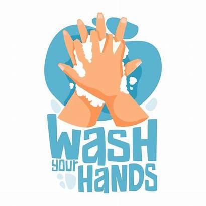 Hands Wash Water Soap Washing Freepik Mani