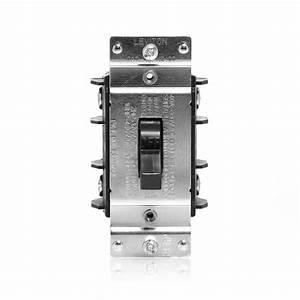 Leviton 40 Amp 600 Volt Industrial Grade Double Pole