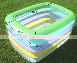 piscine gonflable haute With piscine gonflable rectangulaire auchan 1 piscine bois sur mesure