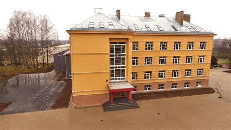 Noslēgusies pārbūve Valmieras Viestura vidusskolā - Valmieras Viestura vidusskola
