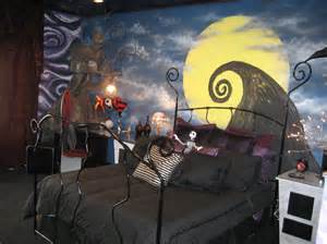 Nightmare Before Decorations Ideas by Nightmare Before Themed Bedroom 171 Horrific Finds