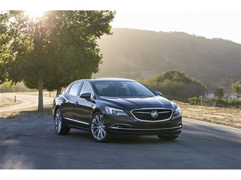 2016 Buick Lacrosse Prices, Reviews And Pictures