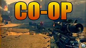 Black Ops 3 Co-Op Campaign Gameplay - Ramses Station ...
