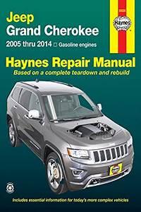 2014  Jeep Grand Cherokee 2005
