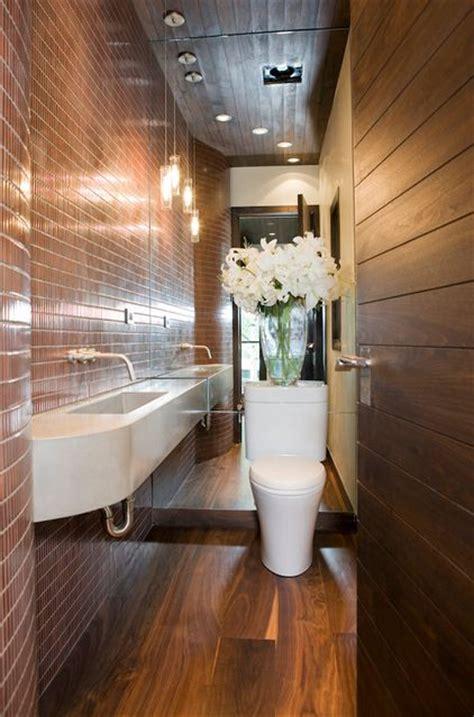 Decorating Ideas For Narrow Bathrooms by 17 Delightful Small Bathroom Design Ideas