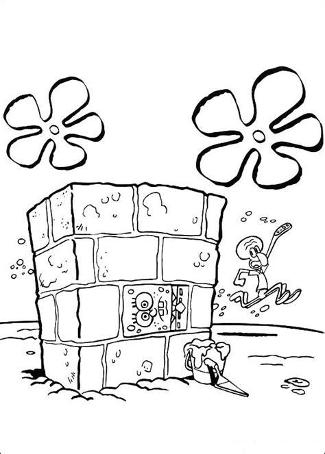Broodschappers Kleurplaat by Spongebob Schwammkopf Ausmalbilder 6 Ausmalbilder Kostenlos