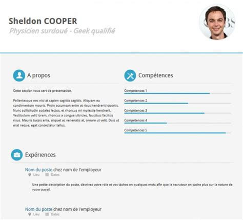 Free Responsive Html Resume Template by 89 Best Yet Free Resume Templates For Word