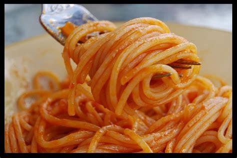 recette 233 e des pates a la sauce tomate tunisienne
