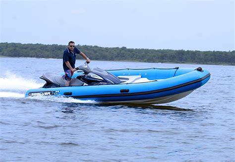 Buy A Wave Boat by Inboard Boat Semi Rigid Jet Ski Propelled