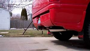 1995 Dodge Ram 1500 Cherry Bomb Vortex Dual Exhaust