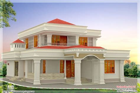 Home Design Exterior Ideas In India by Cool Indian Home Front Elevation Painting Colours