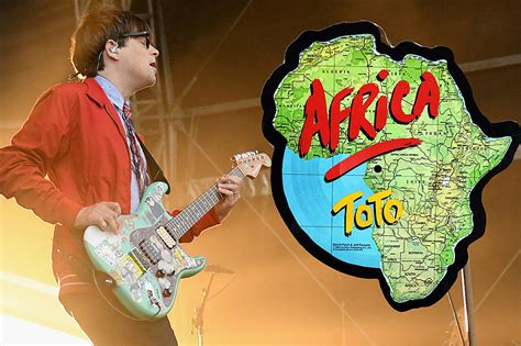 Due To High Demand, Weezer Cover Toto's 1982 Smash Hit