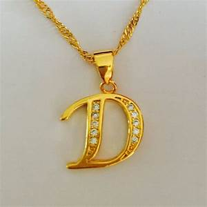 online get cheap u j v n l aliexpresscom alibaba group With letter d gold pendant