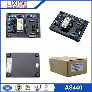 Ac Generator Avr Circuit Diagram As440