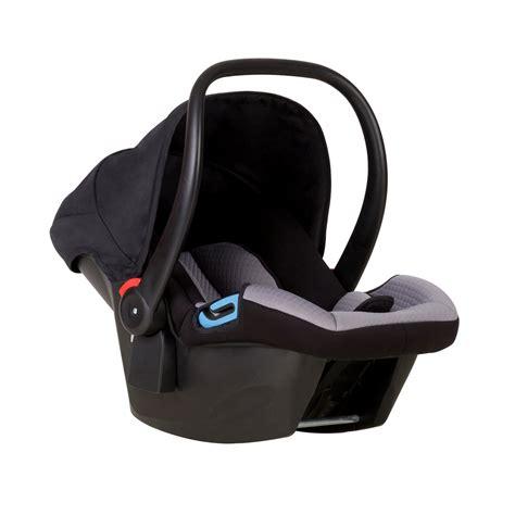 siege mousse bebe siège auto coque bébé protect noir et beige groupe 0 de