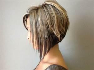 Coupe Cheveux Asymétrique : coupe courte 2019 110 des plus belles coiffures courtes de la rentr e ~ Melissatoandfro.com Idées de Décoration