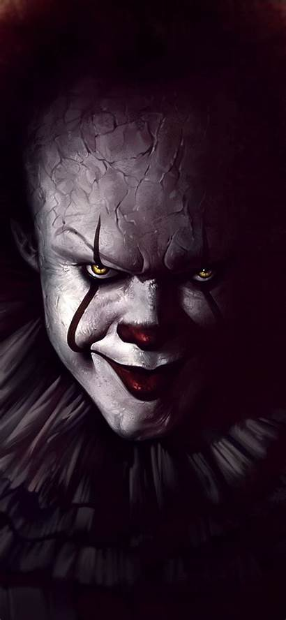 Iphone Horror 4k Pennywise Wallpapers Clown Backgrounds