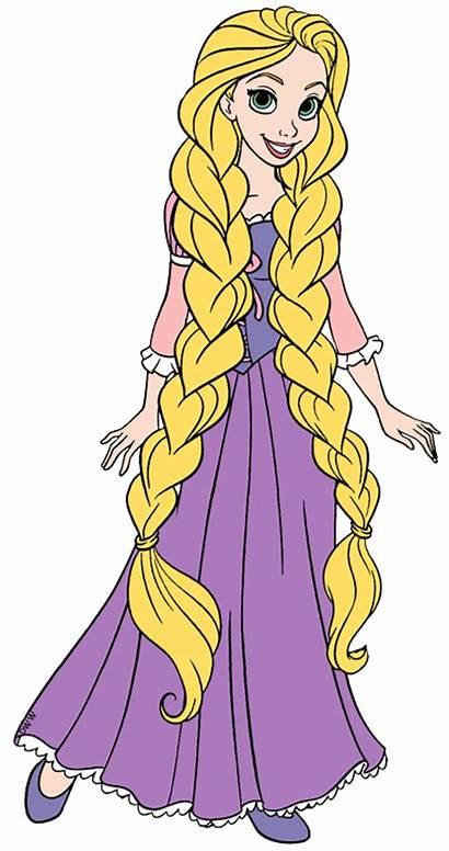 Disney Tangled Clipart Rapunzel Clip Character Transparent