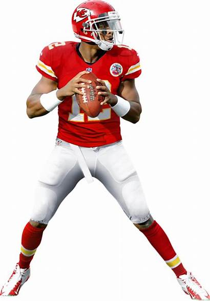 Chiefs Kansas Football American Transparent Player Clipart