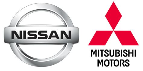 nissan logo nissan takes controlling stake in mitsubishi for 2 2 billion